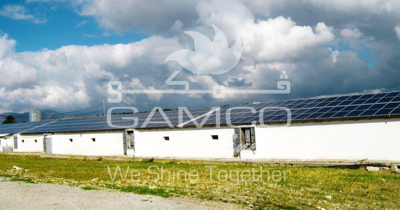 Installation Photovoltaïque 99,960kwc