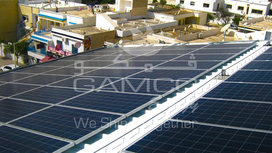 Installation Photovoltaïque 39,78KWc