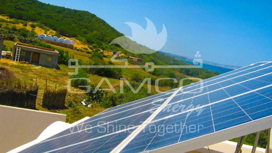 Installation Photovoltaïque 2,6KWc