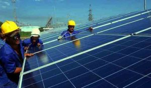 Tunisie : Une centrale photovoltaïque à Tozeur fin 2017
