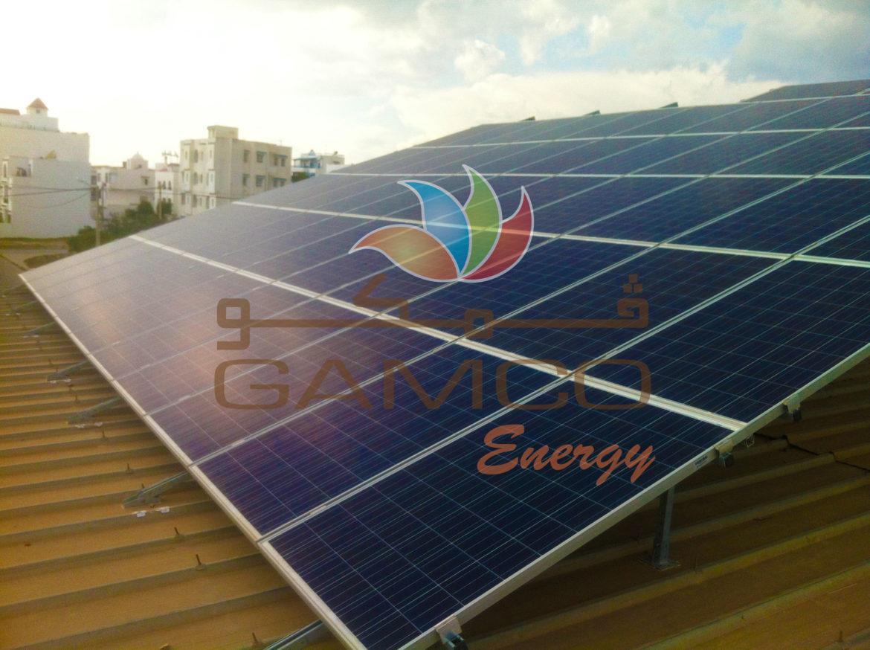 Installation Photovoltaïque 15,080KWc