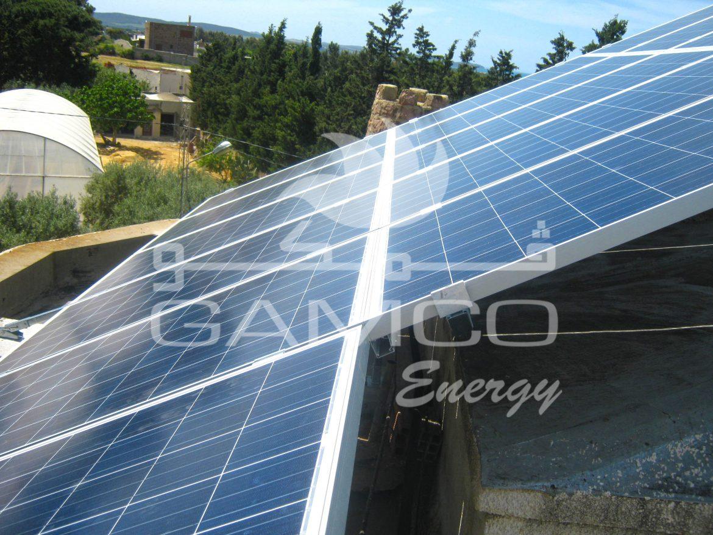 Photovoltaic Installation 4,160kwc