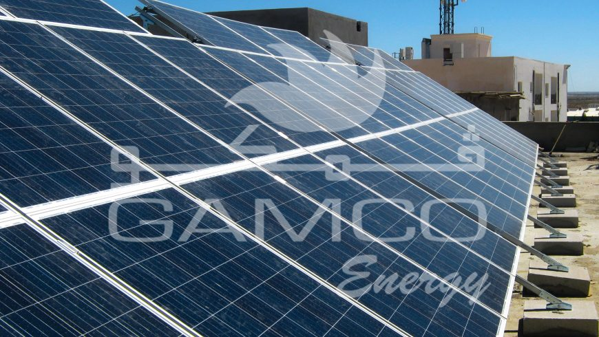 Photovoltaic Installation 24,18KWC