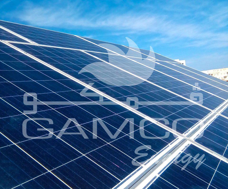 Installation Photovoltaïque  4,160kwc
