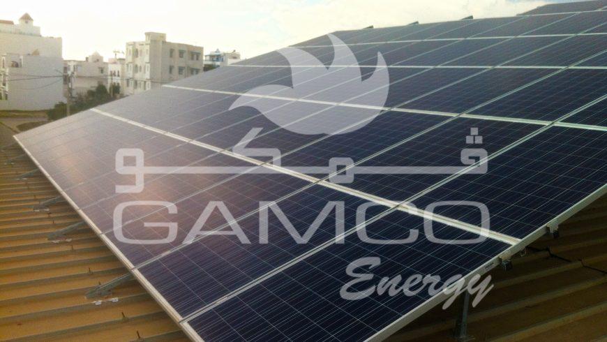 Photovoltaic Installation 15,080kwc
