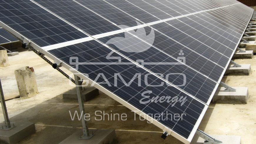 Photovoltaic Installation 19,760kwc