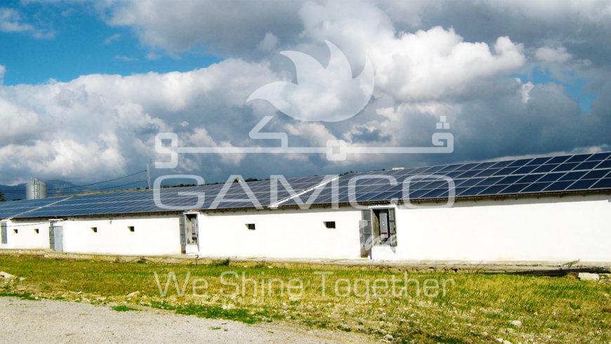 Photovoltaic Installation 99,960kwc