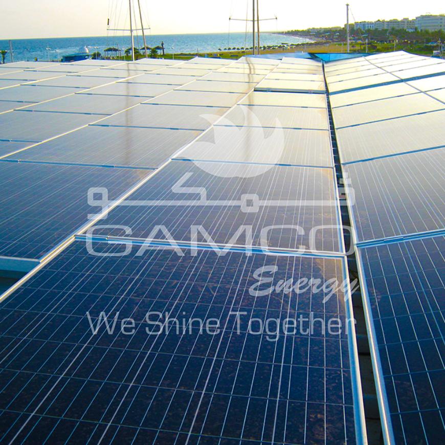 Photovoltaic Installation 18,460KWc