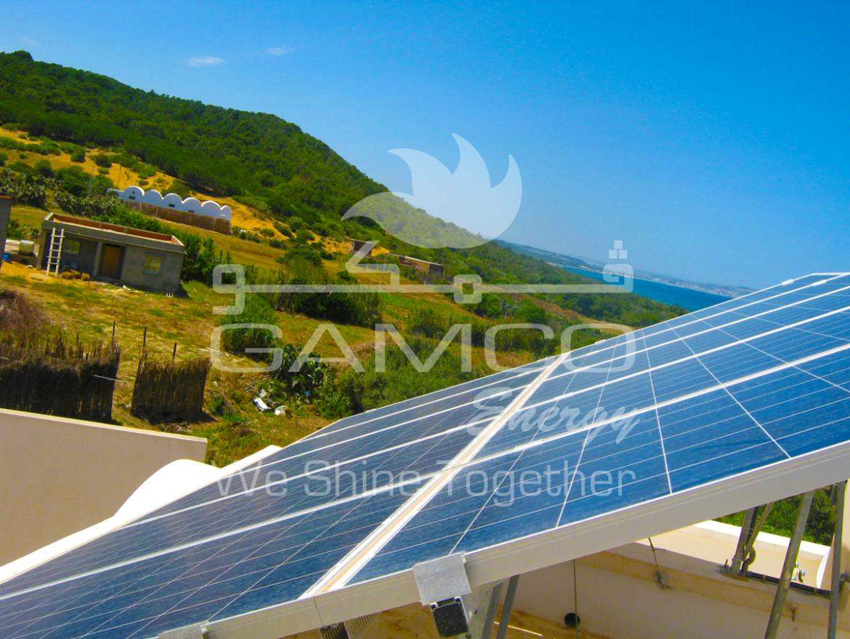 Photovoltaic Installation 2,6KWc