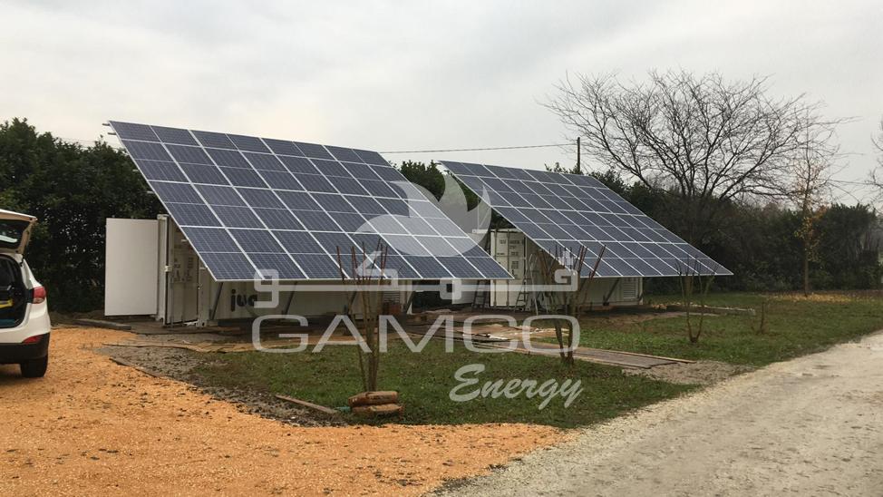 PV container: le système conteneurisé solaire mobile ou indépendant en Tunisie