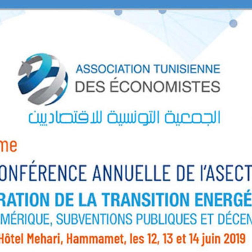 15ème conférence de l'ASECTU : Les obstacles à la mise en place de la transition énergétique